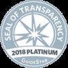 Guidestar platnium seal - 2018
