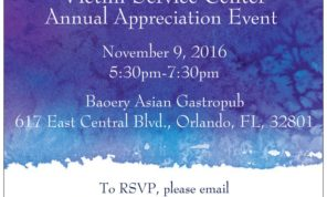 VSC's Annual Appreciation Event