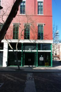 VSC's first office on Church Street