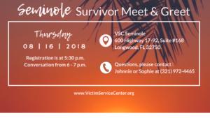 Survivor meet greet seminole survivor meet and greet seminole advertisement m4hsunfo