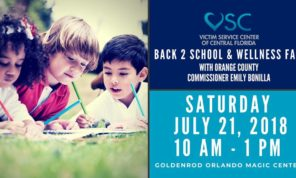 Back 2 School Fair Event Details