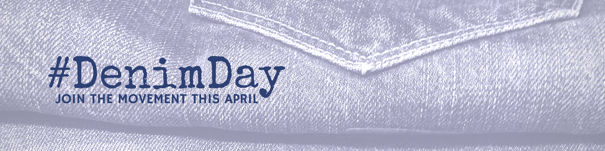 Denim Day, Join the Movement this April