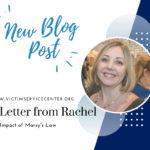 A Letter from Rachel