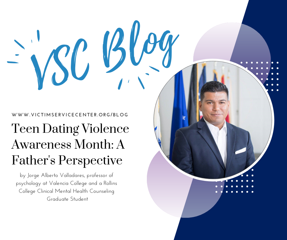 Teen Dating Violence Awareness Month: A Father's Perspective