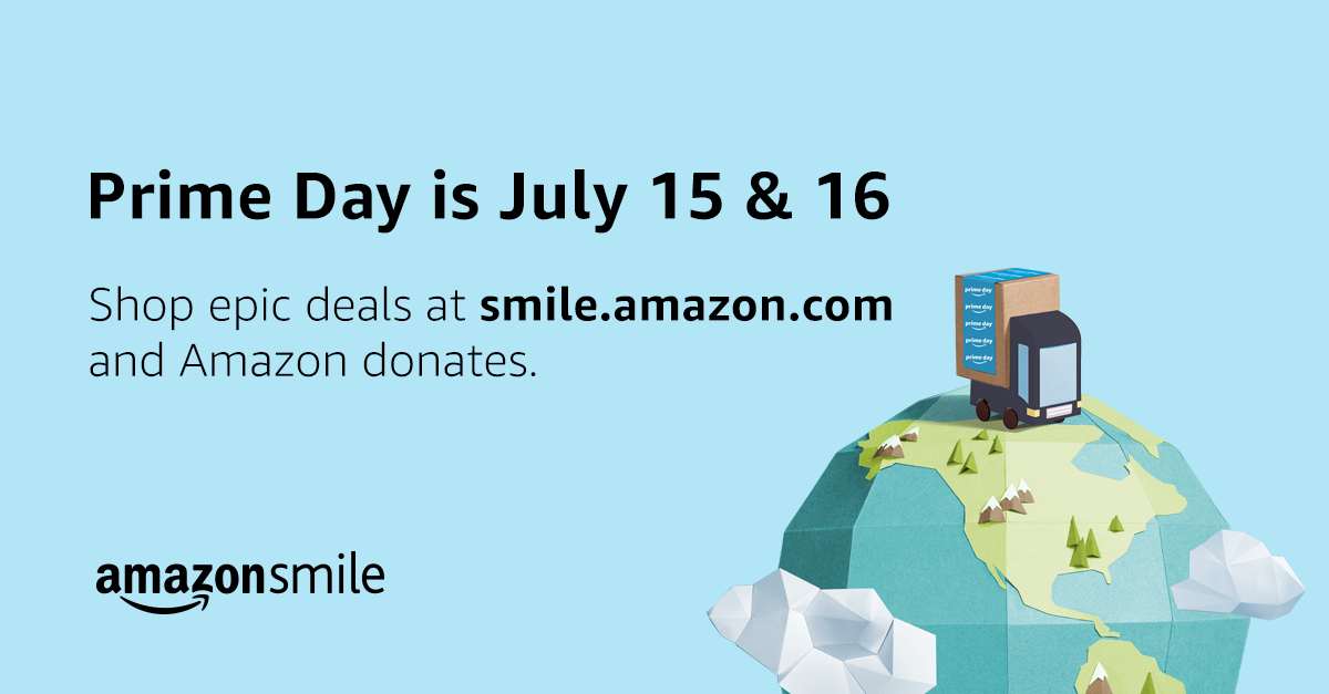 Shop Amazon Prime Day to Support VSC!