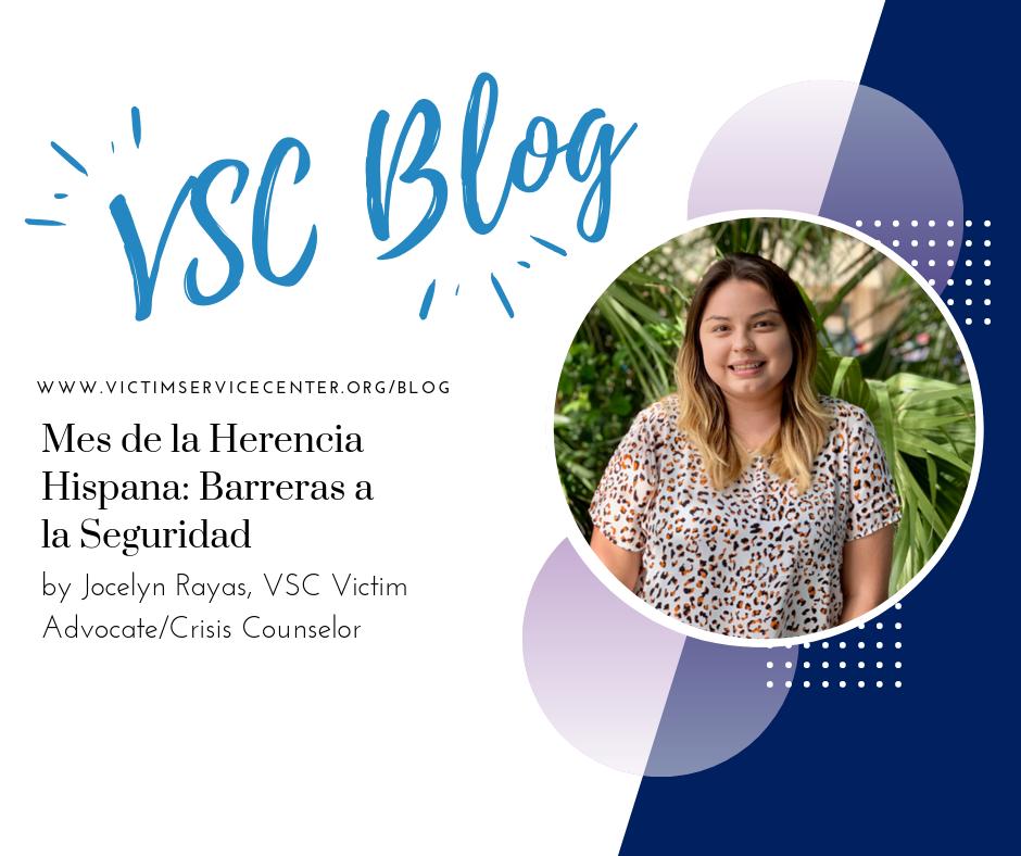 Mes de la Herencia Hispana: Barreras a la Seguridad