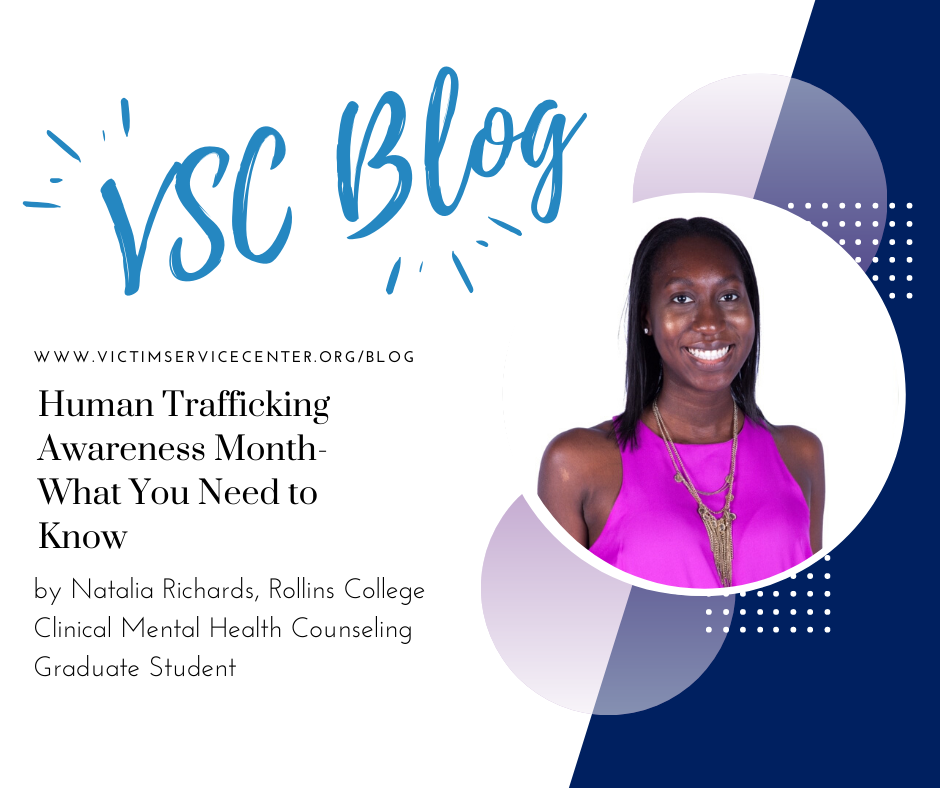 Human Trafficking Awareness Month-What You Need to Know