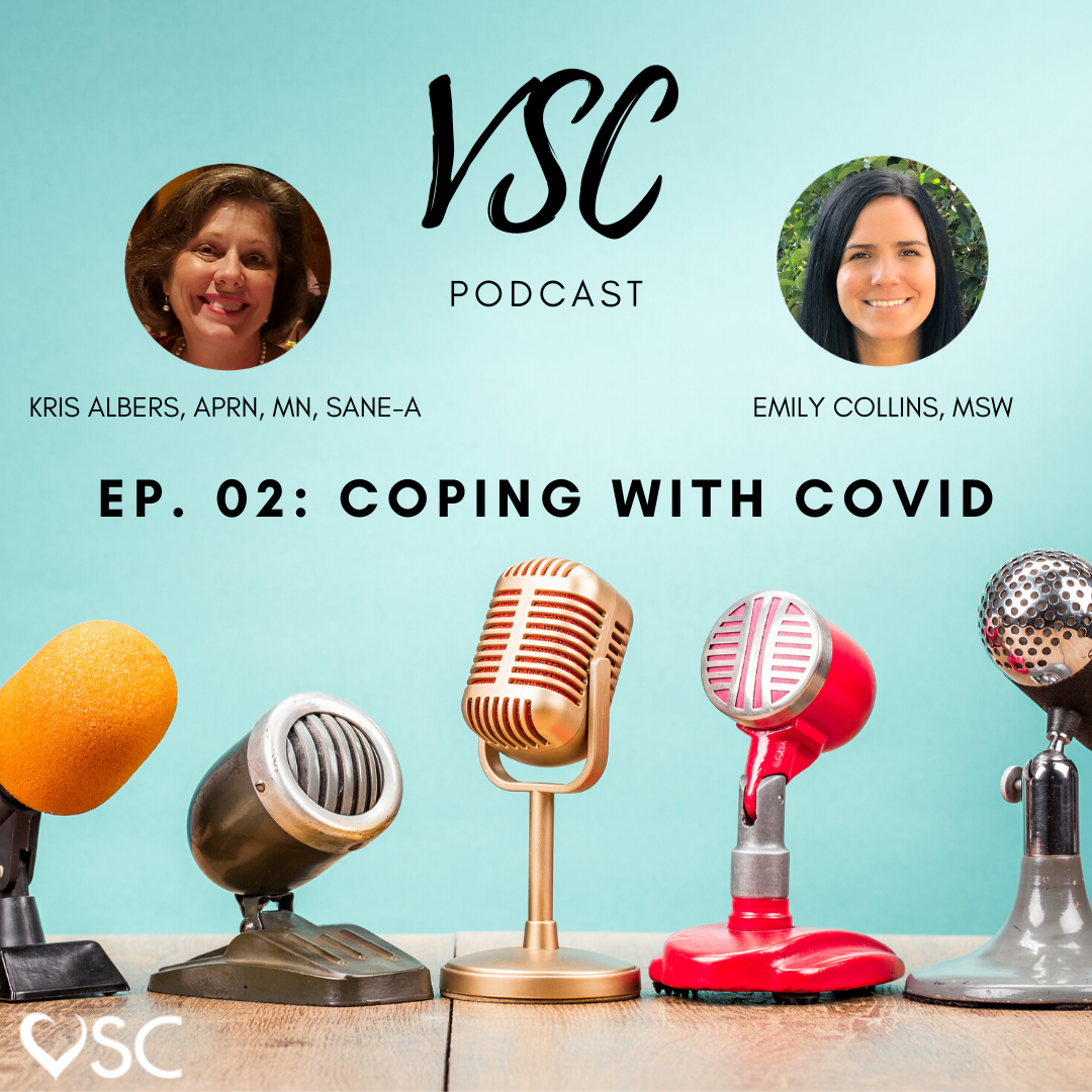 VSC Podcast Ep. 02: Coping with COVID