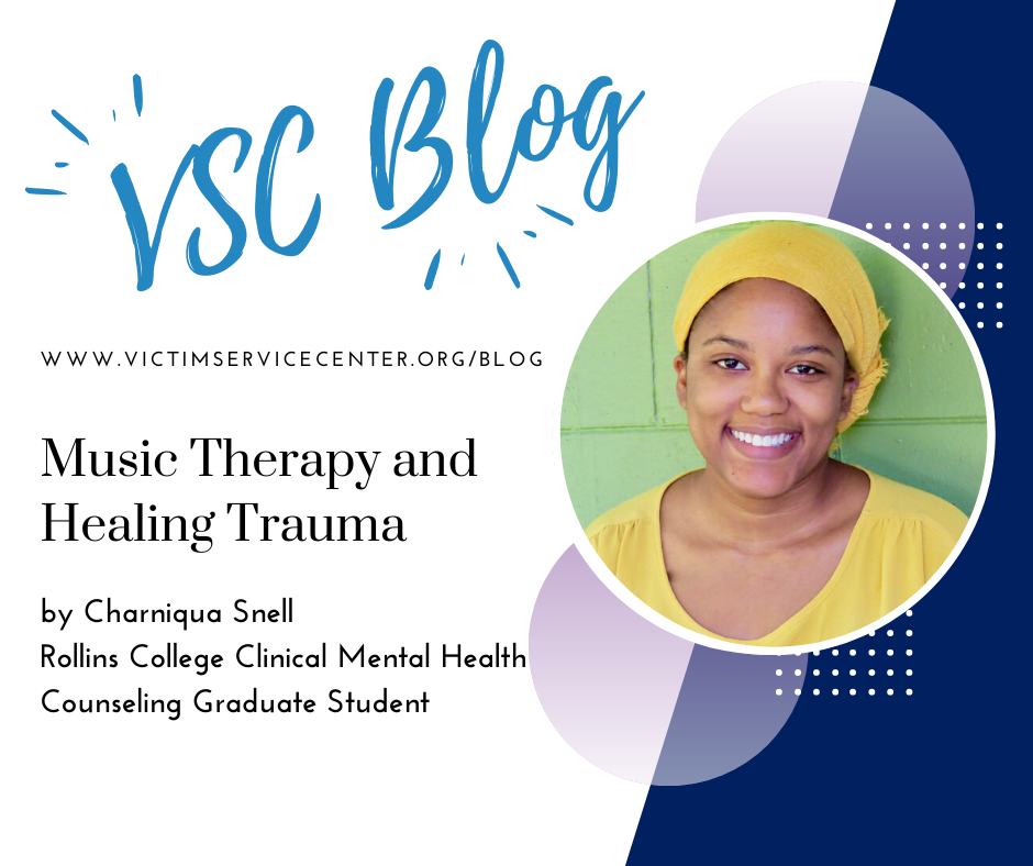 Music Therapy and Healing Trauma