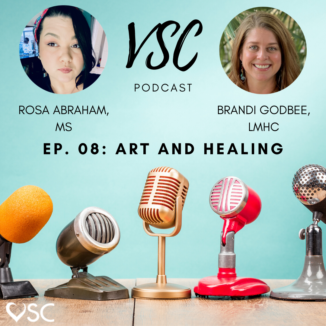 VSC Podcast Ep. 08: Art and Healing