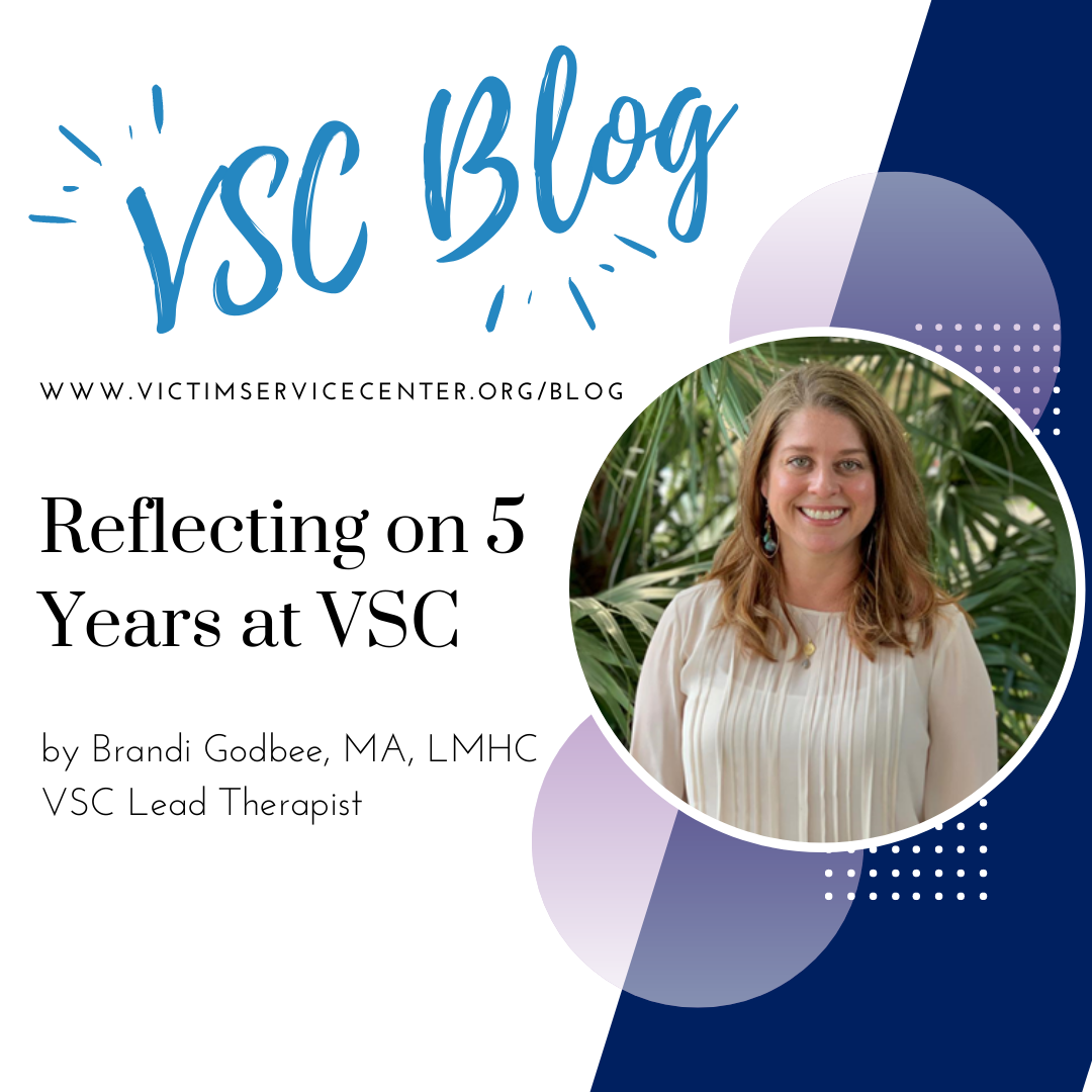 Reflecting on 5 Years at VSC